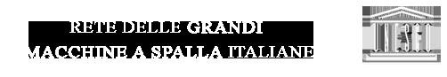 Rete delle grandi macchine a spalla italiane